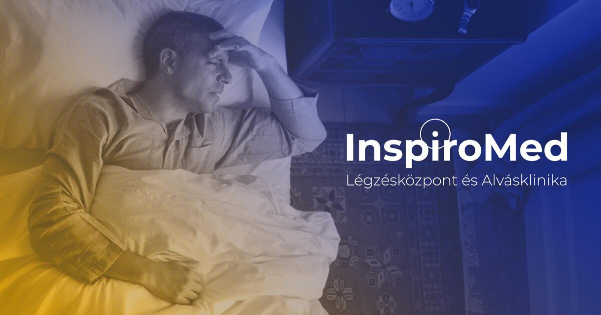 Alvási apnoe – az alattomos kór